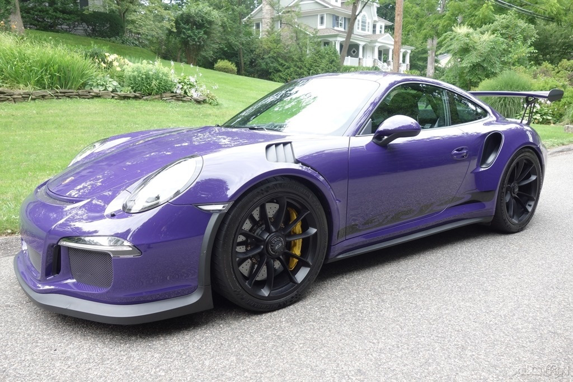 Pre Owned Cars >> For Sale Porsche 911 GT3 RS ULTRAVIOLET – PORSCHE LONG ISLAND | Used & Certified Pre Owned Cars ...